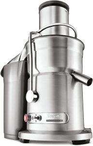 Breville 800JEXL Juice Fountain Elite 1000-Watt Juice Extractor reviews and user guide