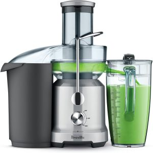 Breville BJE430SIL The Juice Fountain Cold reviews and user guide