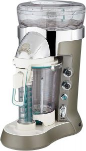 Margaritaville Bali Frozen Concoction Maker with Self-Dispensing Lever and Auto Remix Channel, DM3500 reviews and user guide