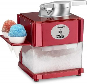 Cuisinart Snow Cone Makerreviews and user guide