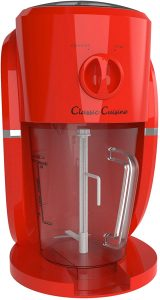 Frozen Drink Maker, Mixer and Ice Crusher Machinereviews and user guide