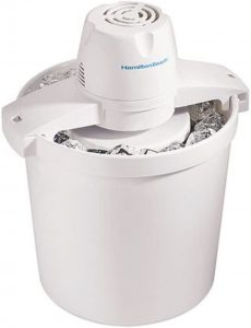 Hamilton Beach 68330N Automatic Ice Cream Maker reviews and user guide