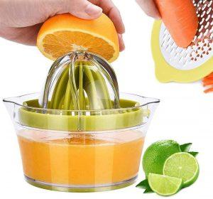 Drizom Citrus Lemon Orange Juicer Manual Hand Squeezerreviews