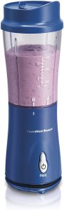 Hamilton Beach Personal Smoothie Blender reviews and user guide