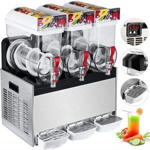 Happybuy 110V Commercial Slushy Machine