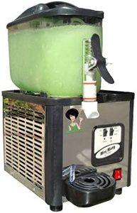 Margarita Girl Single-Bowl Mini Size Slush Frozen Drink Machine