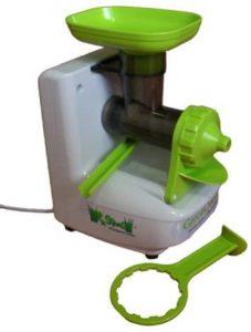 Green Queen Wheatgrass Juicer