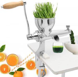 Moongiantgo Manual Wheatgrass Juicer