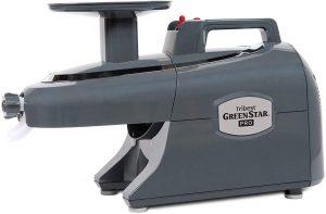 Tribest Jumbo Twin Gears GS-P502 Greenstar Pro Commercial Heavy Duty Juice Extractor