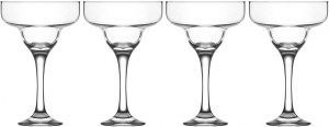 Epure Firenze Collection 4 Piece Margarita Glass Set