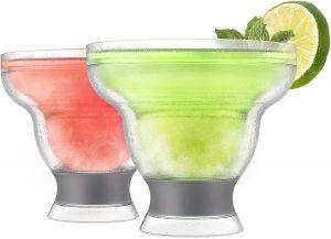 Host Freeze Stemless Margarita Plastic glass
