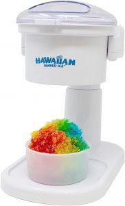 Hawaiian Shaved Ice Kid-Friendly Snow Cone Machine