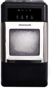FRIGIDAIRE EFIC235-AMZ Countertop Crunchy Chewable Nugget Ice Maker