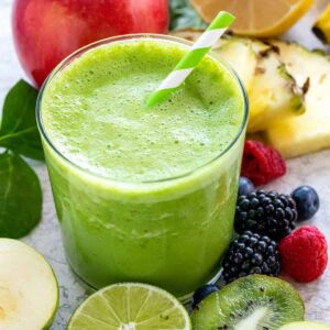 Can you lose weight by replacing meals with smoothies?