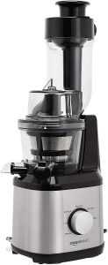 AmazonBasics Easy to Clean Masticating Slow Juicer with Wide Chute reviews and user guide