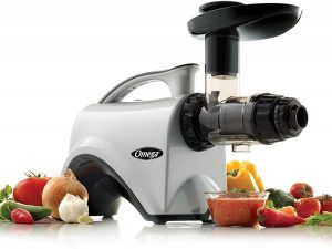 Omega NC800HDS Juicer Extractor reviews and user guide