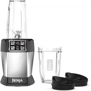 Ninja Nutri Auto-IQ Base for Juices, Shakes & Smoothies Personal Blenderreviews and user guide