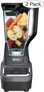 Ninja Professional 72oz Countertop Blender reviews and user guide