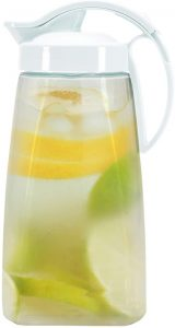 QuickPour Airtight Pitcher with Locking Spout reviews