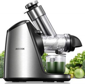 Juicer Machines, Aicook Slow Masticating Juicer Extractor reviews