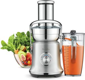 Breville BJE830BSS1BUS1 Centrifugal Juicer reviews