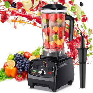 COLZER Professional Countertop Blender reviews and user guide