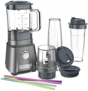 Cuisinart CPB-380 Hurricane Compact Juicing Blender reviews and user guide
