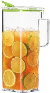 Komax Large Water Pitcher with Lid reviews