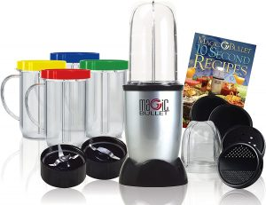 Magic Bullet MBR-1701 17-Piece Express Mixing Set reviews