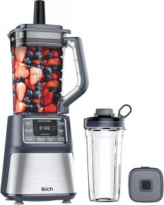 IKICH Vacuum Blender