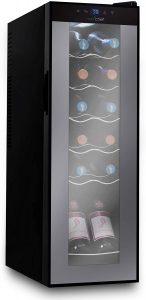 NutrichefPKCWC120 12 Bottle Capacity Refrigerator