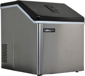 Luma Comfort Clear Ice Cube Maker Machine
