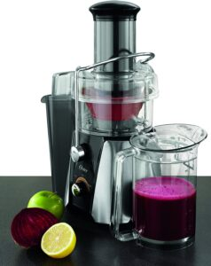 Oster JusSimple 2-Speed Easy Clean Juice Extractor with Extra-Wide Feed Chute