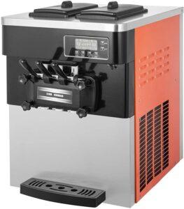 VEVOR 2200W Commercial Soft Ice Cream Machine